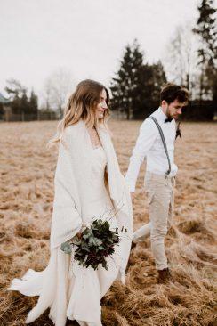 Hochzeitsinspiration: Be wild, be you!