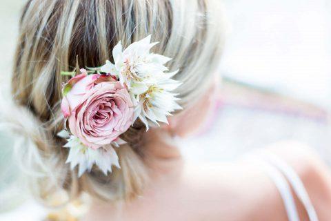 Hochzeitsinspiration: Wild-romantische Safari
