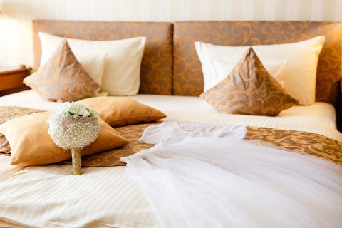 Edle Verführung – Hochzeitsinspiration im Boudoir-Stil