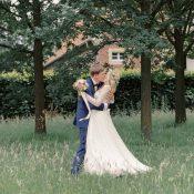 Christina & Jan's Rustic-Chic Hochzeit