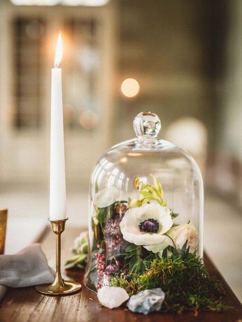Hochzeitsinspiration im geheimen Garten