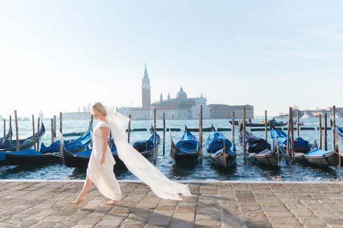 Puristische Noblesse in Venedig