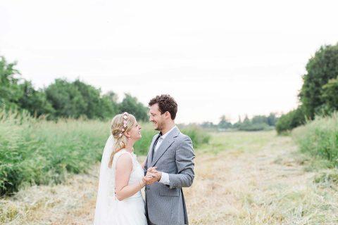 Priska & Charles: Open Air-Romantik auf der Hochzeitsinsel
