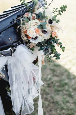 Bohemian meets Glam Rock Wedding