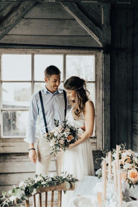 Frisch, blumig & elegant: Fühl den Hochzeitsfrühling!