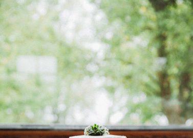 Vegane Hochzeitsinspiration im Herbst