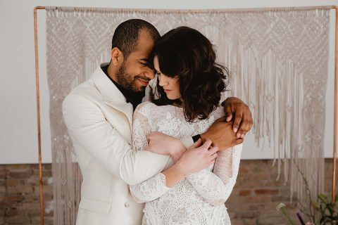 Hochzeitsinspiration: Free Spirit & die Liebe