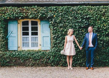 Michaela & Dennis: Vintage Pretty in Pastell