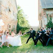 Petra & Lukas: DIY-Liebe und Sommerfreuden