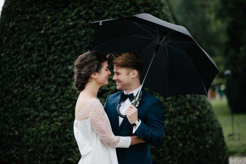 Nicole & Logan: Botanical Wedding