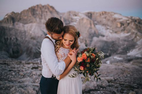 Alpine Liebe: After Wedding in den Dolomiten