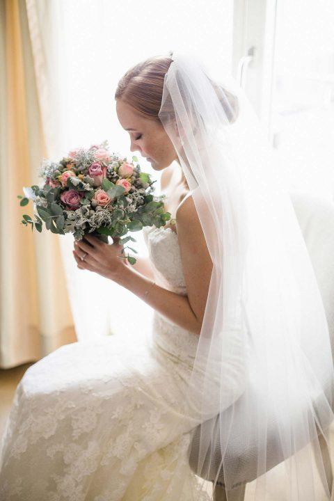 Dagi & Mats: Veggie-Glamour Hochzeit im Schloss Rastatt