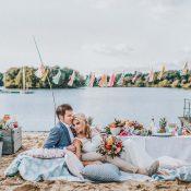 Love on the Beach! Hochzeitsinspiration mit Karibikfeeling