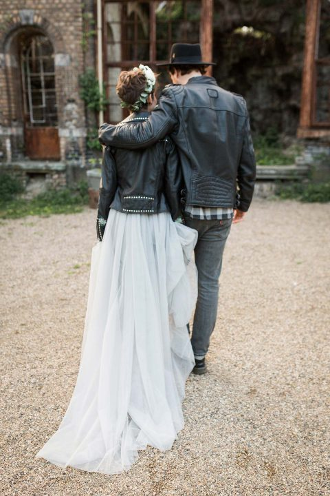 Black & White: Wenn Rockstars heiraten