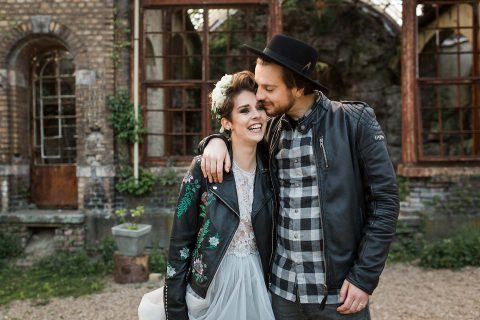Black & White: Wenn Rockstars heiraten