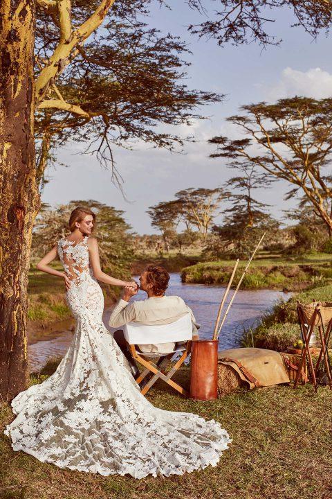 Pronovias Kollektionen 2018 & Wild Love in Ostafrika