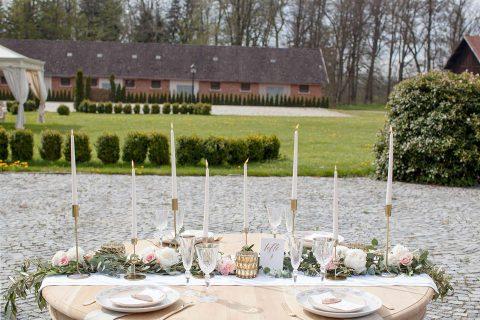 Hochzeitsinspiration: Urbane Leichtigkeit