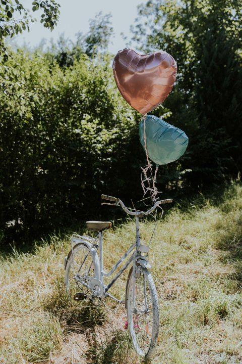Jenny & Ralf: DIY-Sommerhochzeit zu Dritt