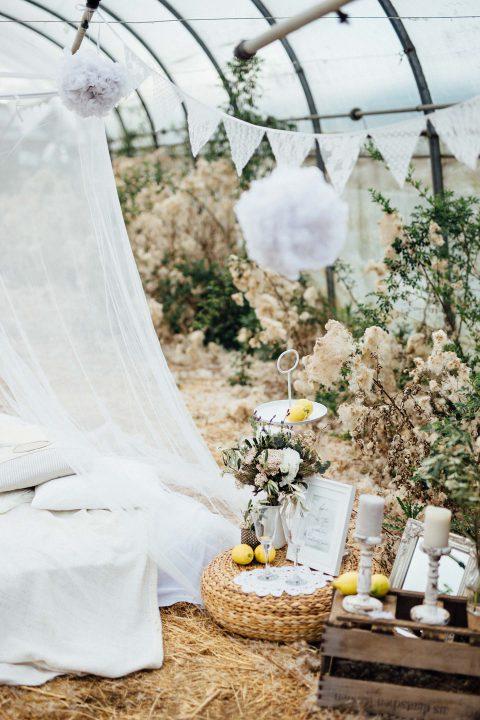 Bridal Boudoir & Toskana-Magie