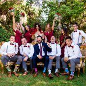 Chelcie & Tim: Sommerliche Vintage-Wedding