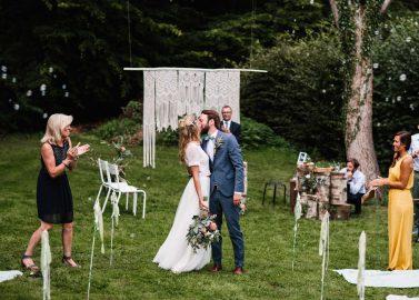 Carina & Lalo: DIY-Hochzeit im Sommer