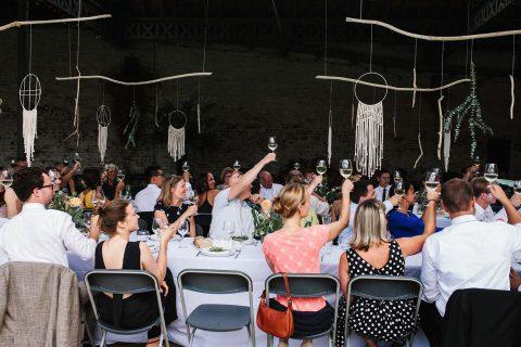 Carina & Lalo: DIY-Hochzeit in Belgien