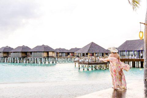 Maledivisch flittern im SUN SIYAM IRU FUSHI