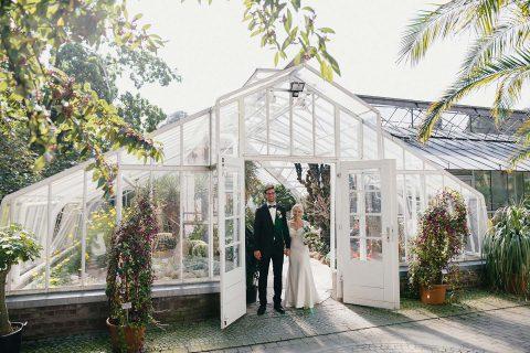 Anika & Marcel: Spätsommer-Hochzeit am Teichufer