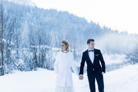 White Elegance im Winter