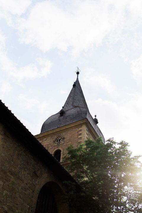 A swanheart story: Sommerhochzeit im Kloster