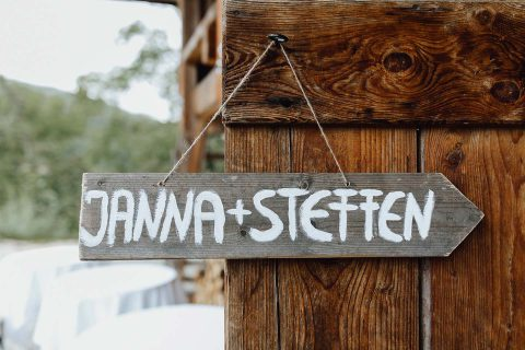 Janna & Steffen: Scheunenhochzeit auf der schwäbischen Alb