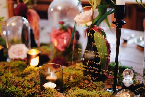 Luxury Greenery Wedding