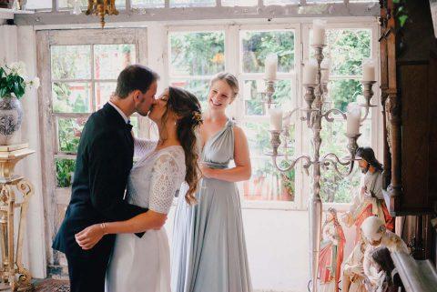 Luxury Greenery Wedding