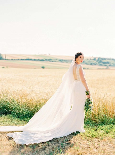 The flavor of life: Sabine & Jacobs Gartenhochzeit