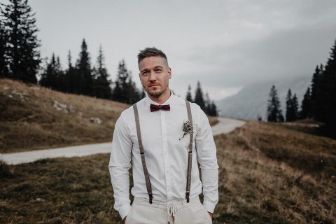 Bohemian Berghochzeit