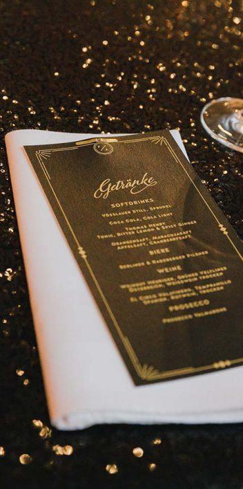 Franziska & Andreas: Old Hollywood-Hochzeit