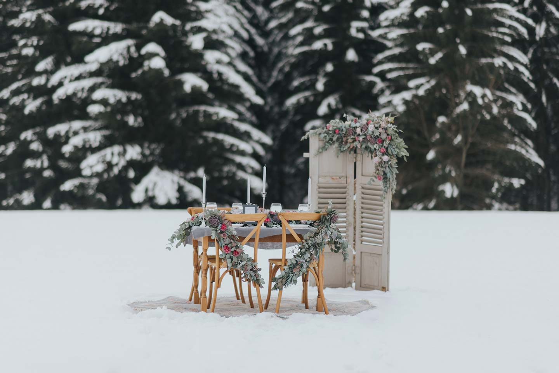 Ice Ice Baby … Winterlicher Pastellzauber