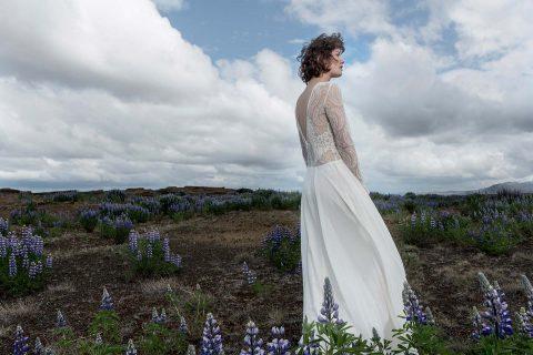 Iceland inside: die neue Brautmoden-Kollektion von therese & luise