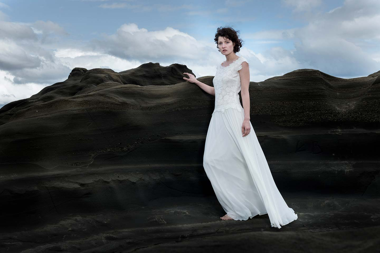 Iceland inside: die neue Brautmoden-Kollektion von therese & luise ...