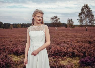 Elementar 2018 – Vegane Brautkleider von Rike Winterberg