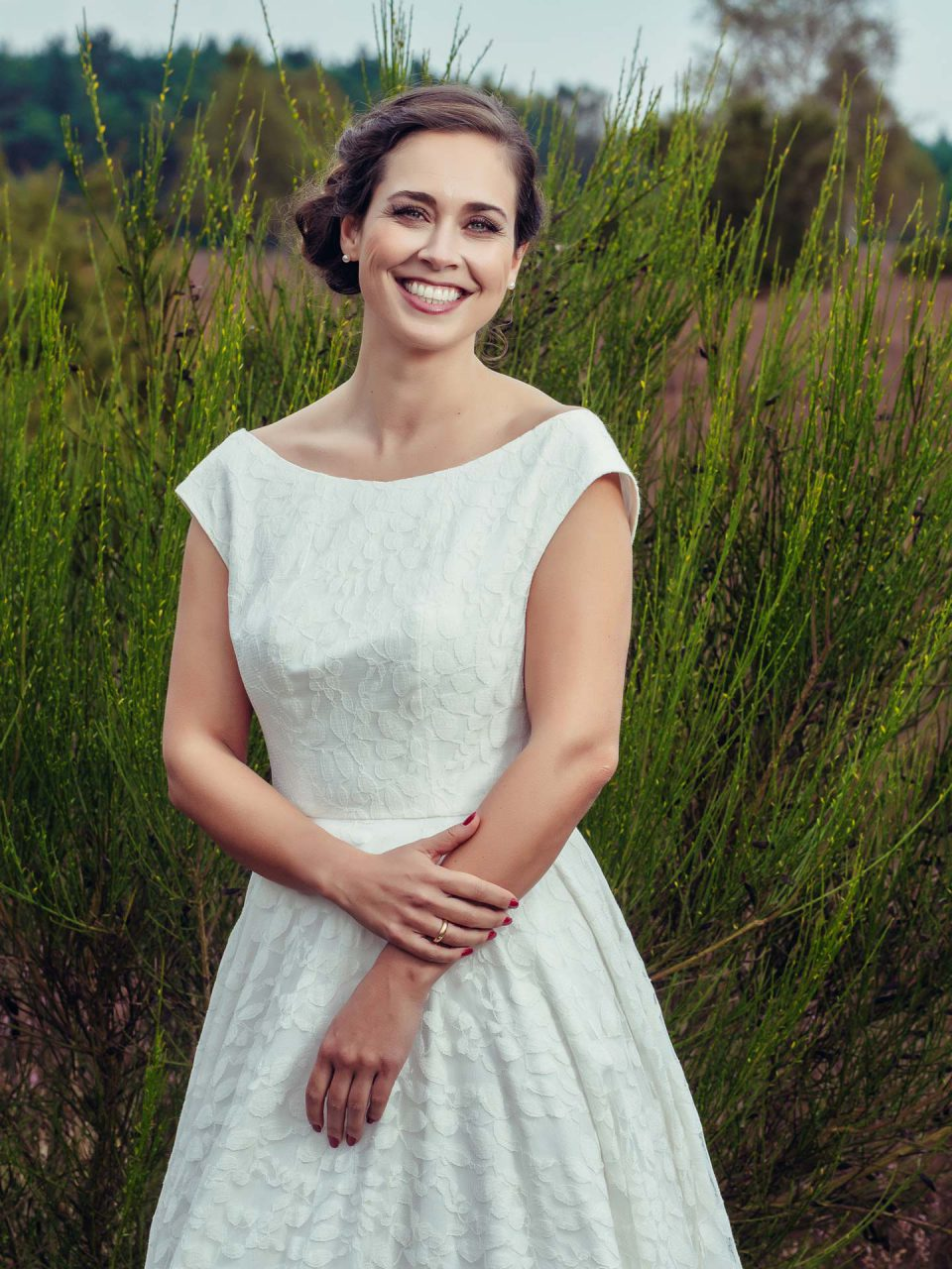 Elementar 2018 Vegane Brautkleider Von Rike Winterberg