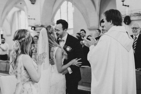 Madita & Steffen's sommerliche DIY-Hochzeit