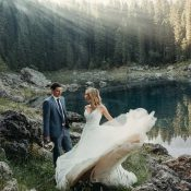 Julia & Matthias: Every great lovestory started with a drink