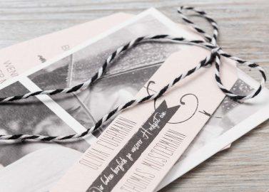Momente versenden … Hochzeitspapeterie von Papelle