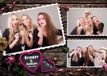 Fotobox – der Knaller auf jeder Hochzeitsfeier