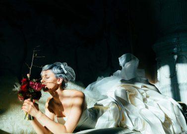 Royalblaue Hochzeitsinspiration im Leopoldskron Salzburg