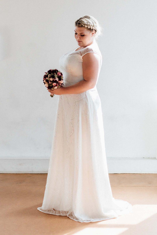 Gleiches Kleid Fur Alle Kussdiebraut Brautmode Curvy