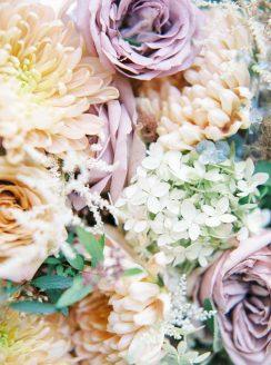 Die Hochzeitsromantik kommt in Blush