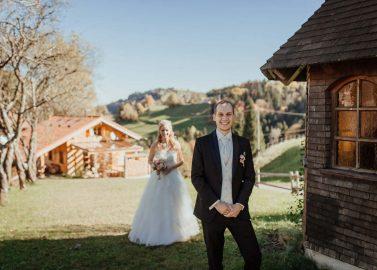 Jennifer & Alexander: Landhochzeit im Allgäu