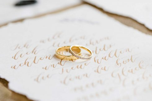 Goldene Bridal Trends für die moderne Braut